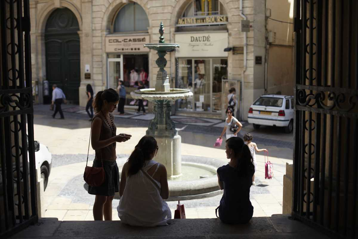 Montpellier has a well-preserved historic centre
