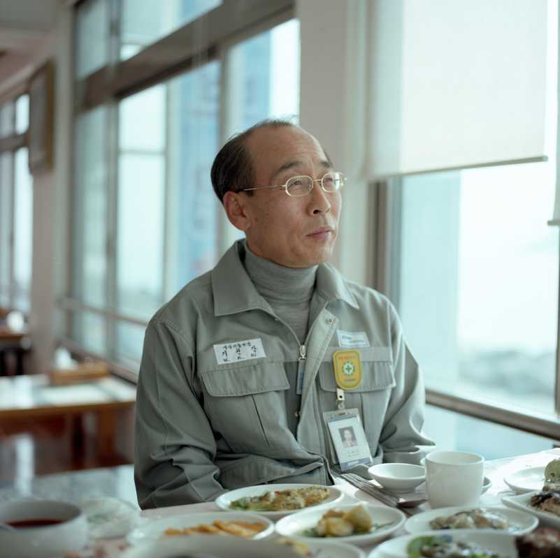 Ki Won-Kang, DSME's chief production officer