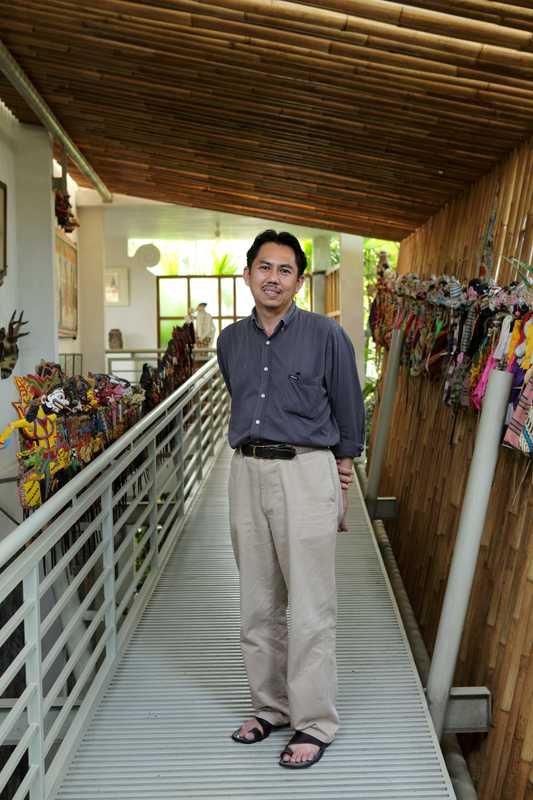 Architect Eko Prawoto