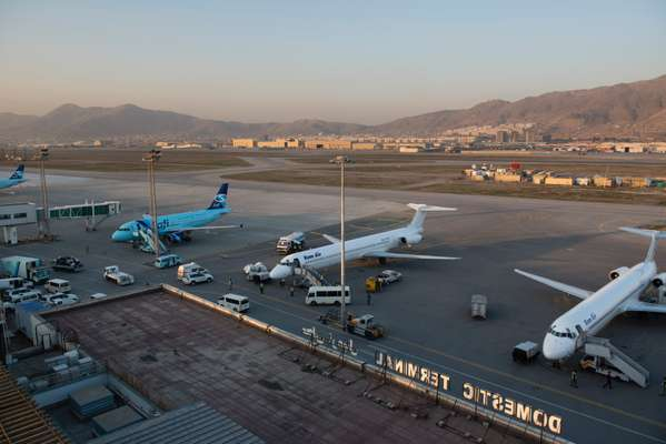 Safi Airways and Kam Air are Afghanistan's first privately owned airlines and have their  headquarters in Kabul
