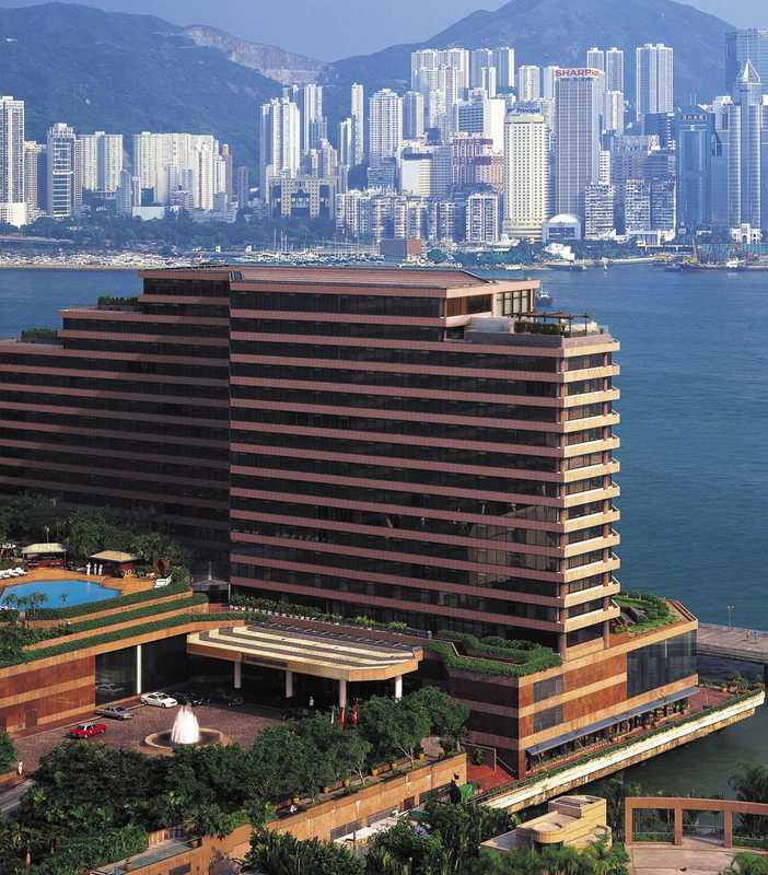 The Regent Hong Kong (now the Intercontinental)