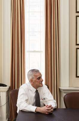 White House chief of staff and SFS alumnus Denis McDonough