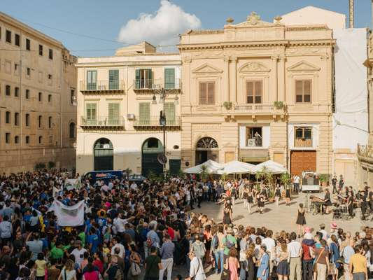 The 'Palermo Procession' event