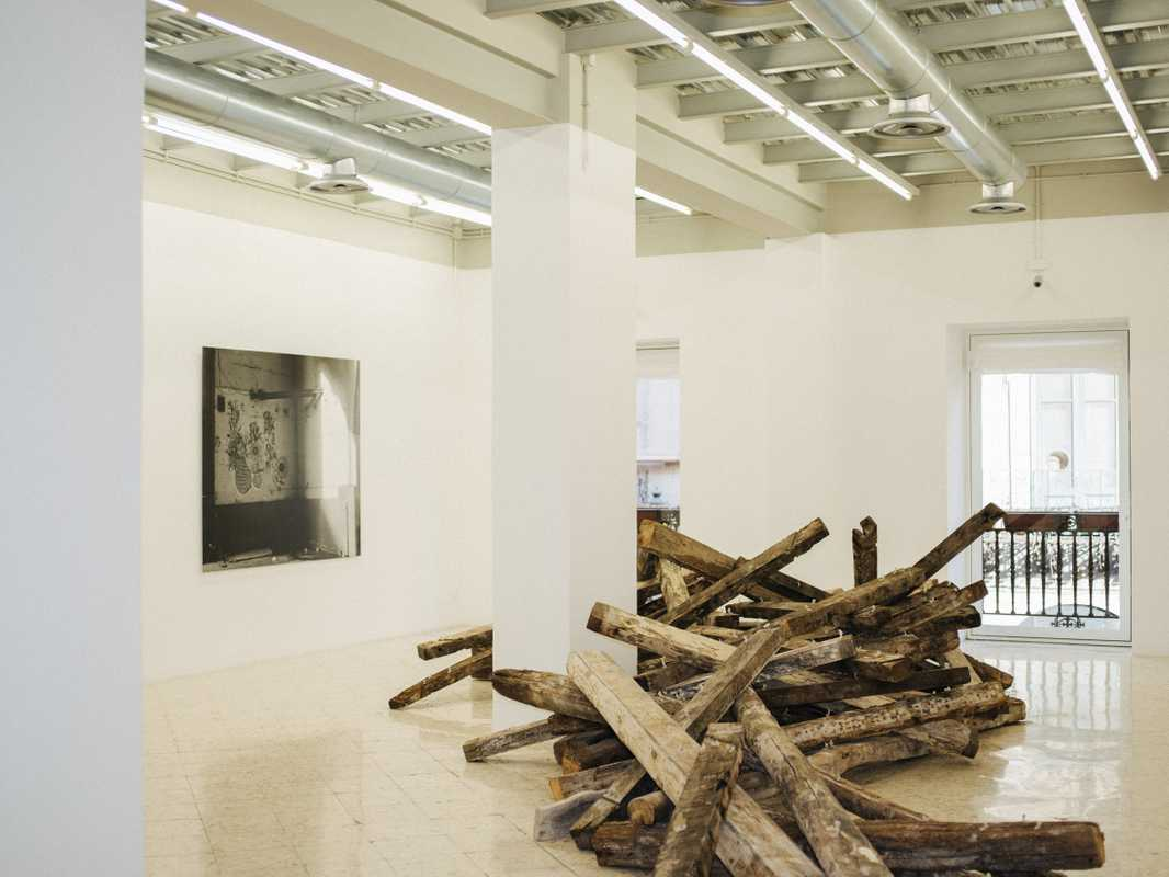 Works by Carlos Garacoa at FPAC, Galleria Francesco Pantaleone