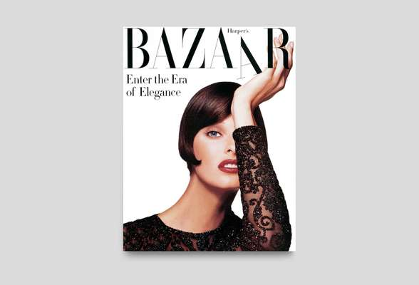 'Harper's Bazaar', September 1992