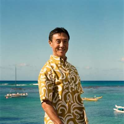 Michael Ako, general manager of  Outrigger Canoe Club