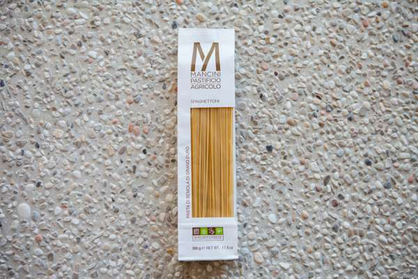 Mancini spaghettoni packaging