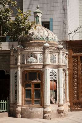 Traditional Uyghur architecture