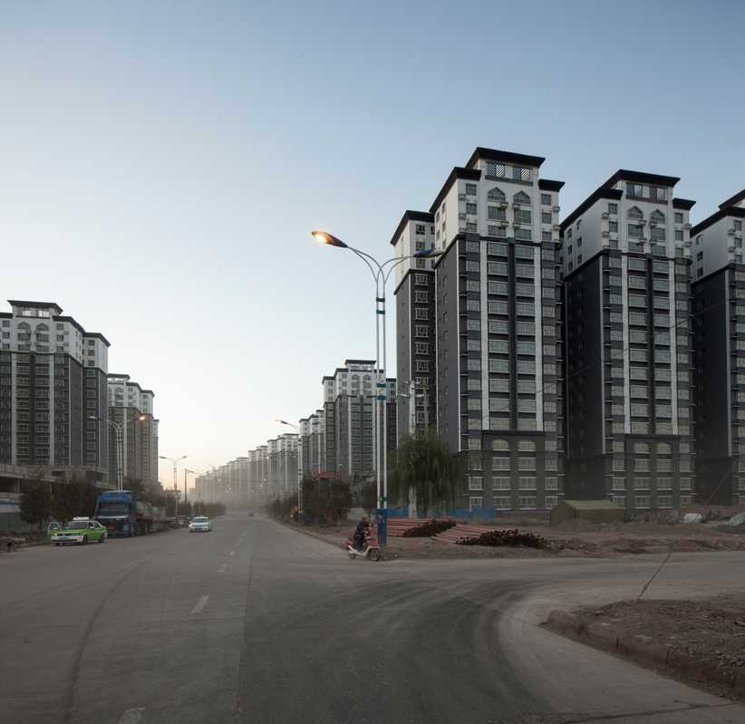 New public housing development