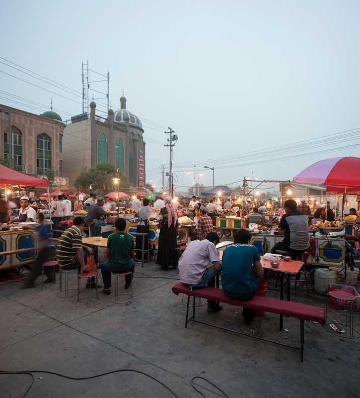 Kashgar Night Market