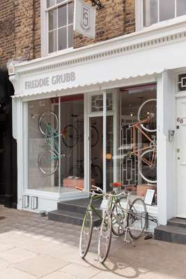 Freddie Grubb, London