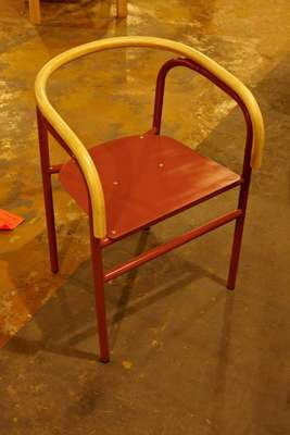 Chair UNKL347 warehouse