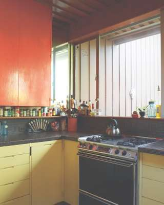 The sensitively updated kitchen