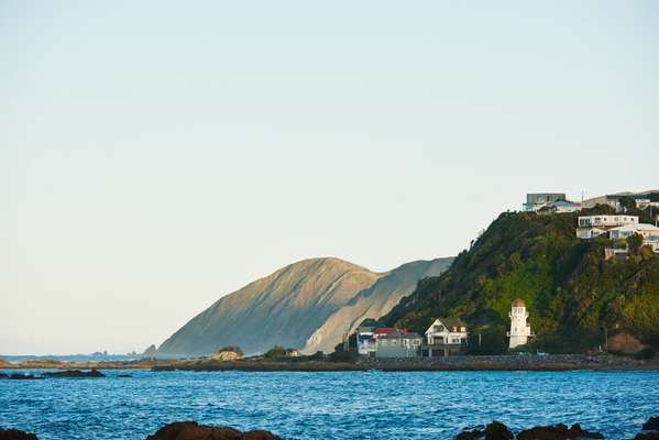 Island Bay and the Lighthouse B&B
