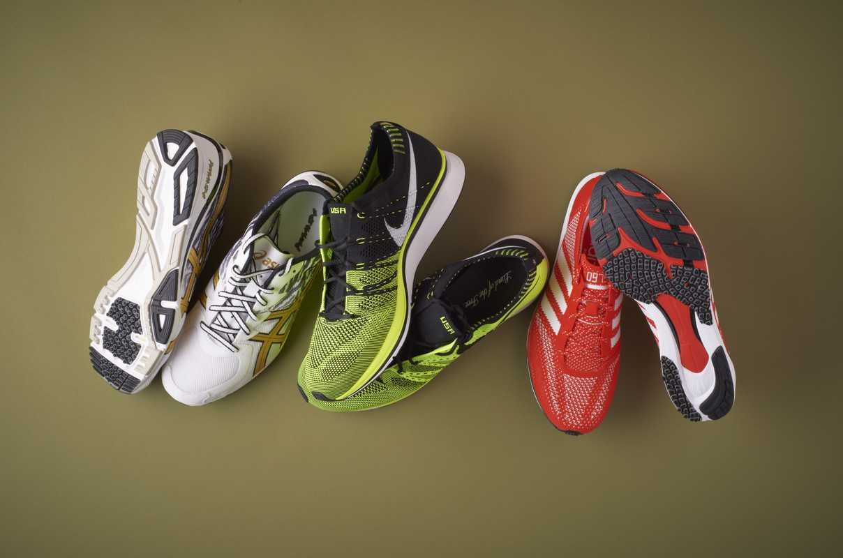 Fast footwear - the best new running shoes