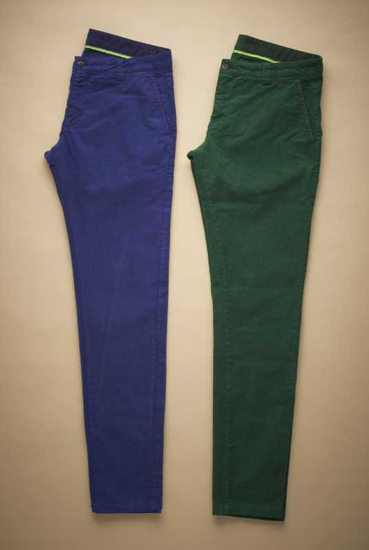 "Cruna ""East Village"" trousers"