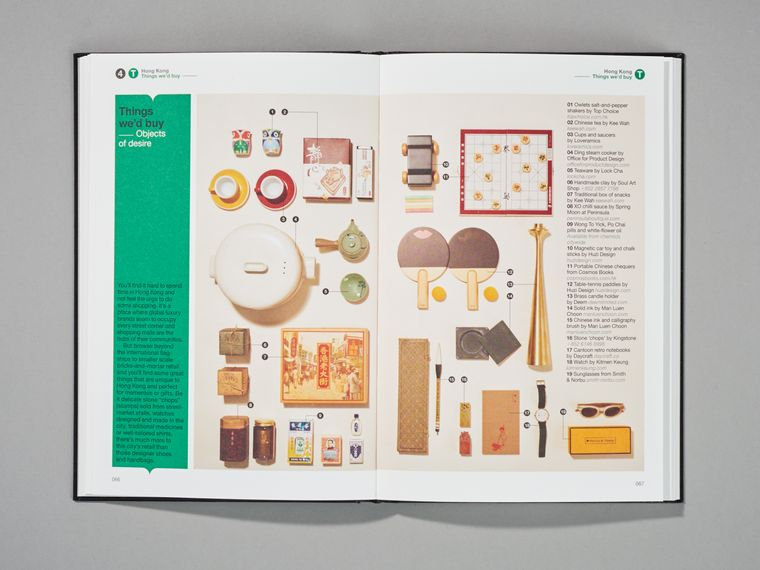 Monocle travel guide - Hong Kong - Issue 56 - Magazine