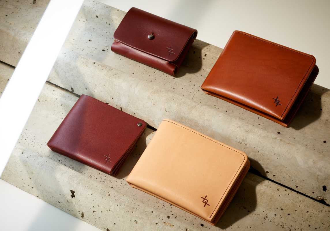 Wallets and pouches, The Craftory