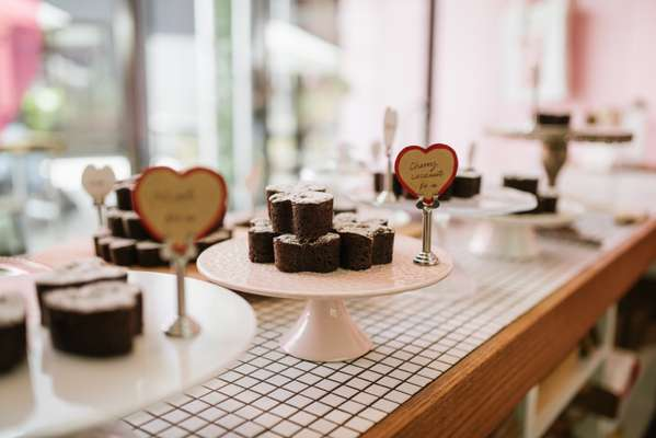 I Heart Brownies café and shop