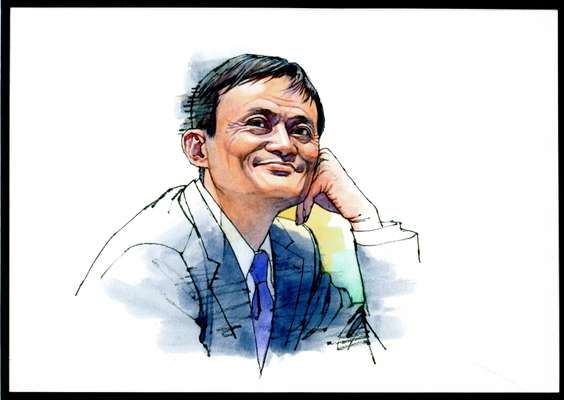 Jack Ma – Chairman of Alibaba Group, China
