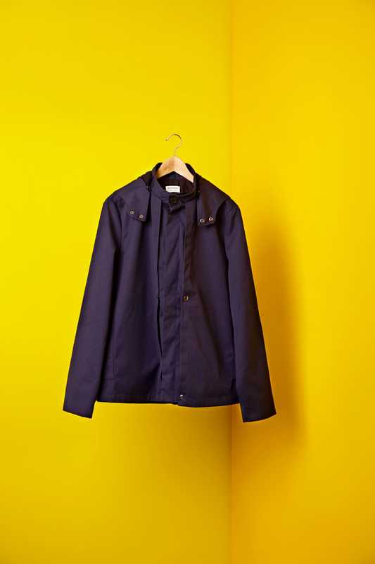 13 Bonaparte jacket