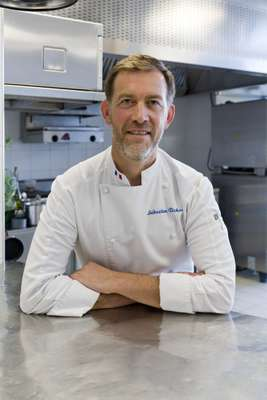 Chef Sébastien Richard