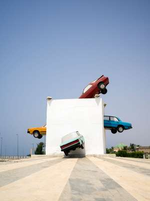 'Accident! (Crazy Speed)' by Julio Lafuente