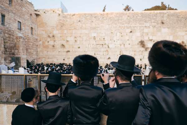 The Western Wall and the entire site – known as the Temple Mount or Haram al-Sharif – is extremely important for both Jews and Muslims