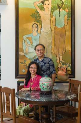 Colin and Linda Chee
