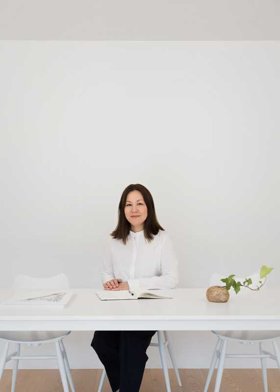 Marie Honda, Cos's managing director