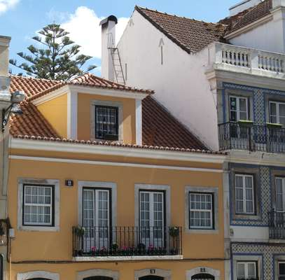 Typical Lapa house