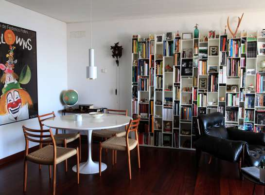 Filipe Soares's living room