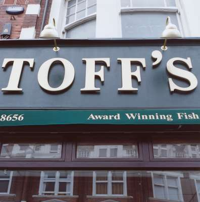 Toff's in north London's Muswell Hill