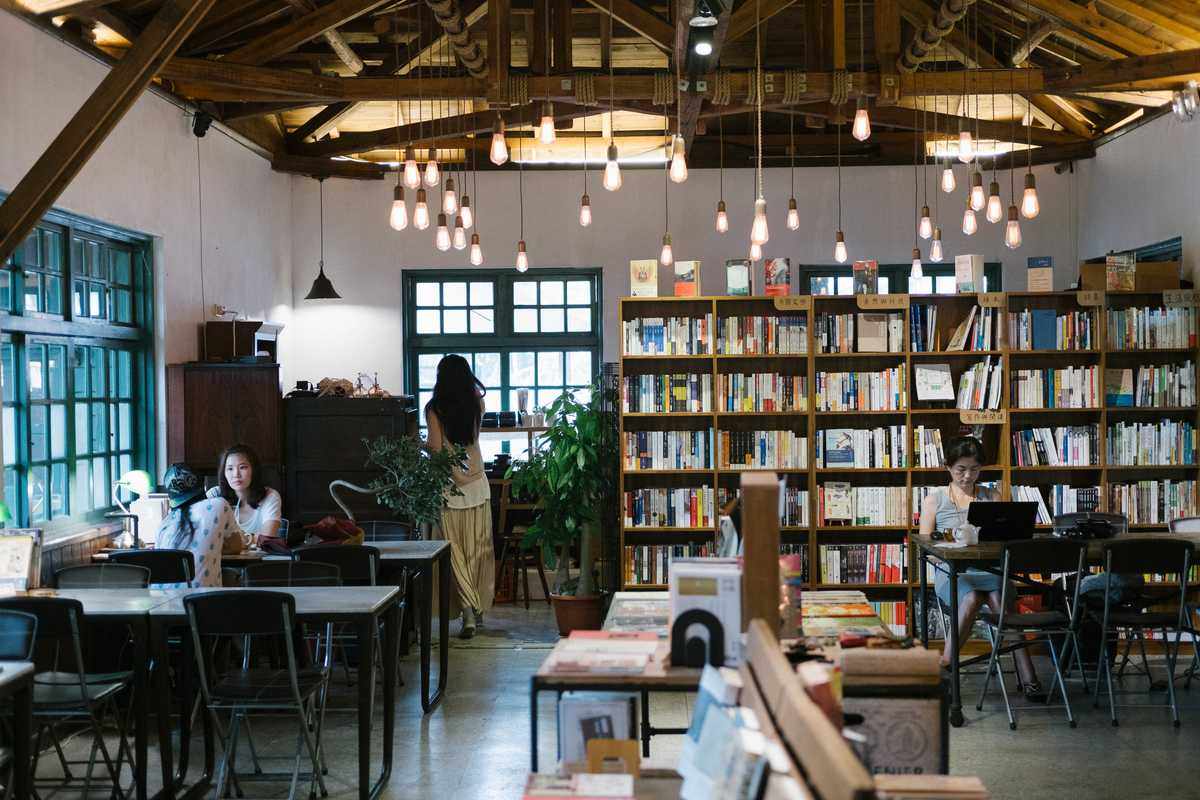 Yue Yue & Co bookshop