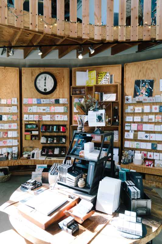 An unusual design helps stand-out on the stationery shelves