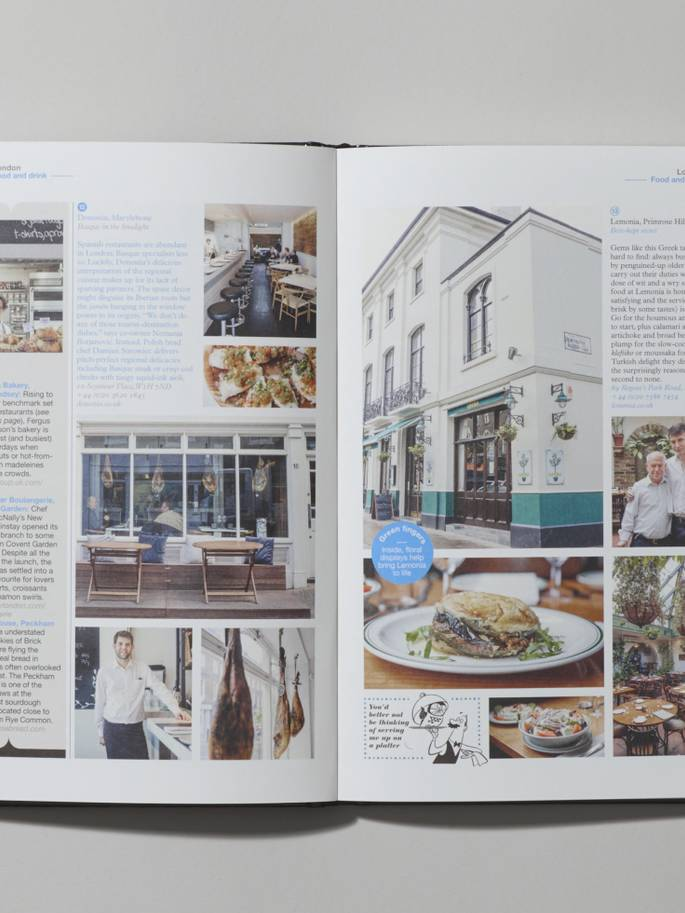 The Monocle Travel Guide series, London