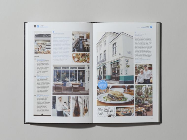 The Monocle Travel Guide, London - Books - Shop | Monocle