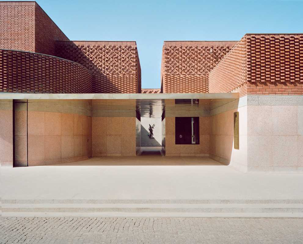 Museum in Morocco designed by Studio KO