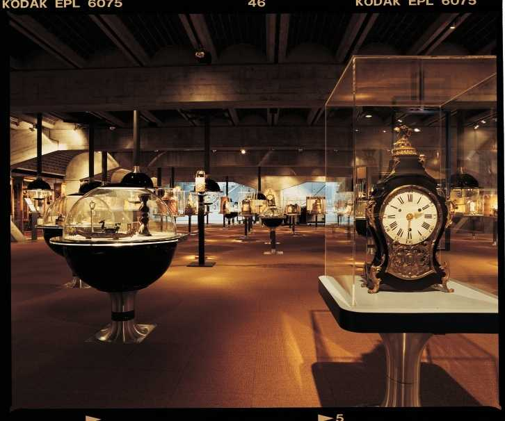 The horology museum
