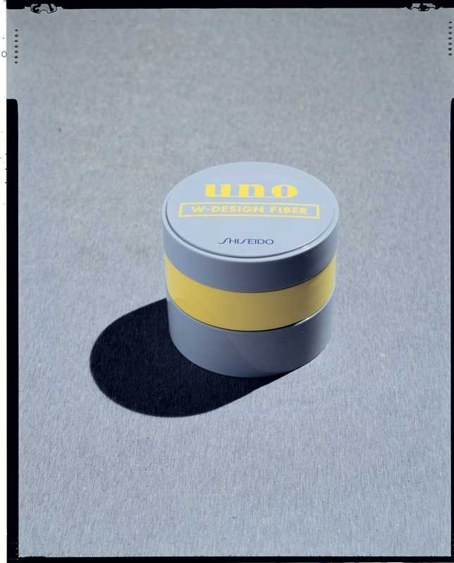 Shiseido, Hair wax
