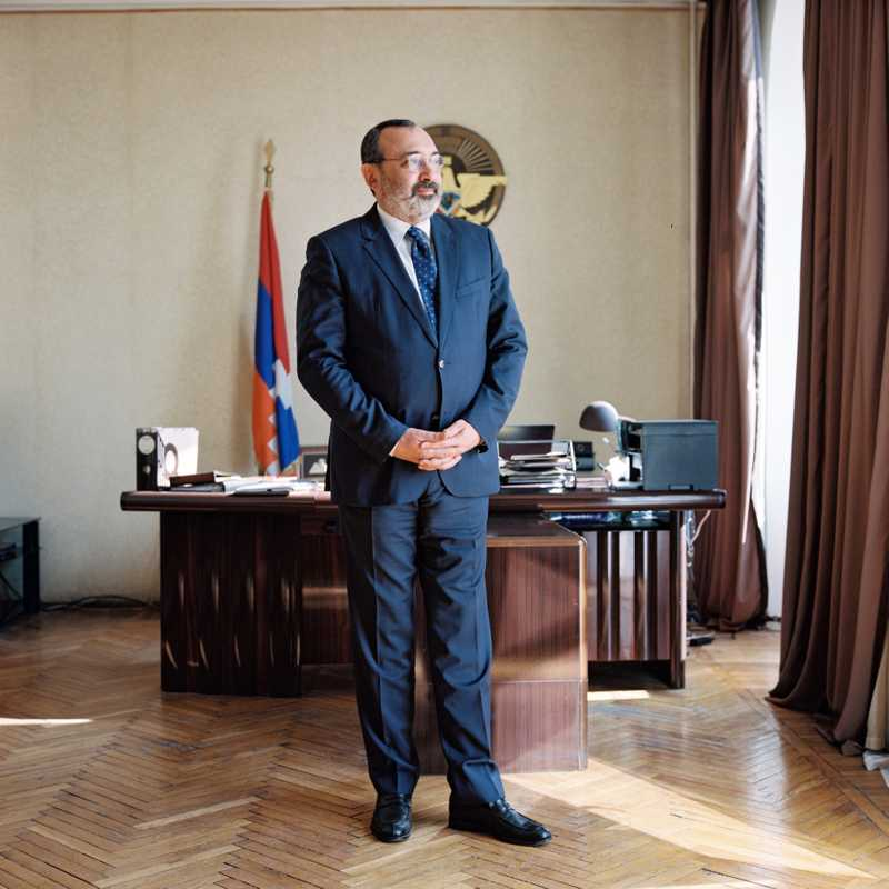 Karen Mirzoyan, minister of foreign affairs
