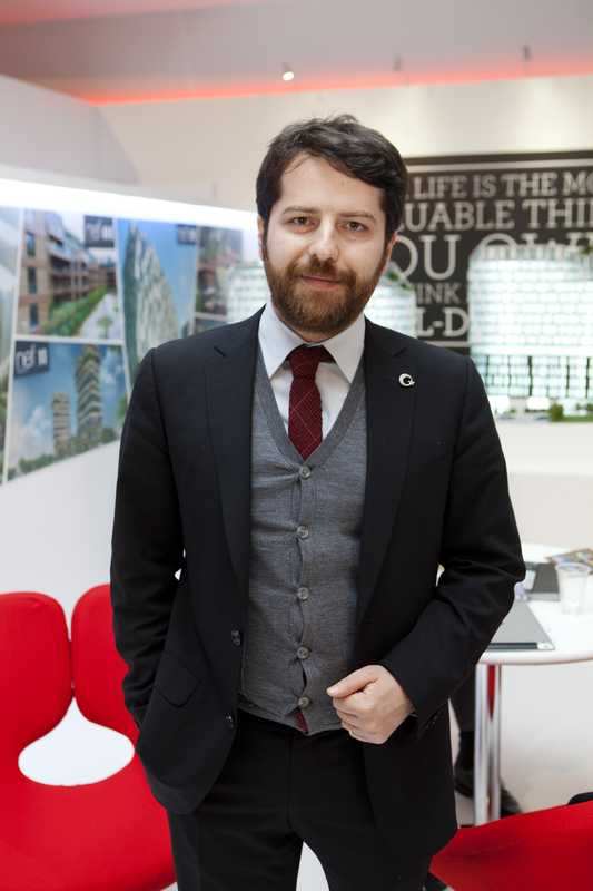 Erden Timur, founder of real estate lab NEF