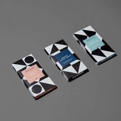 Studio Round branding for chocolatier Koko Black