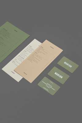 Marion by Studio Round