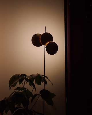 Lamp by Walter Knoll
