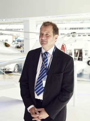 Farnborough International CEO Shaun Ormrod