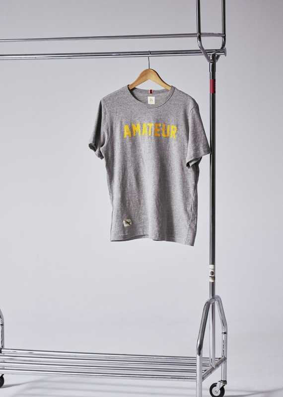 T-shirt by Tracksmith bottom