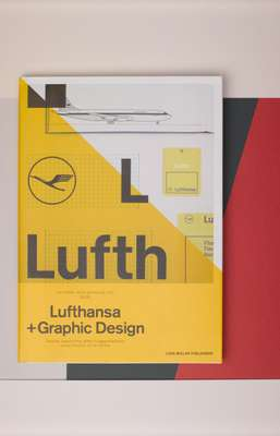 Lufthansa + Graphic Design Book