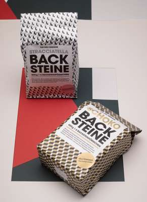 Backsteine Cake mix