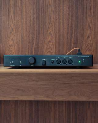 Bryston BHA1 headphone amplifier